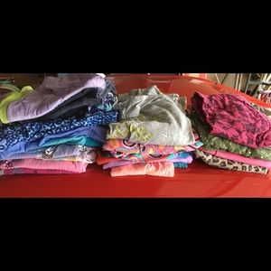 Lot of girls 10/12 clothes